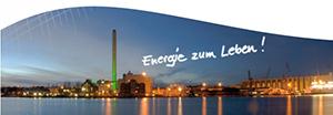 GuD-Kraftwerk Flensburg - Baustellenkamera Projekt Kessel 12
